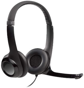 headset común