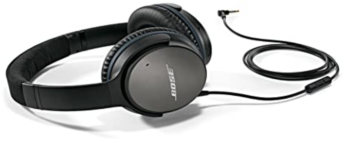 headset con cancelación de ruido